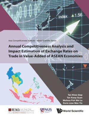 cover image of Annual Competitiveness Analysis and Impact Estimation of Exchange Rates On Trade In Value-added of Asean Economies