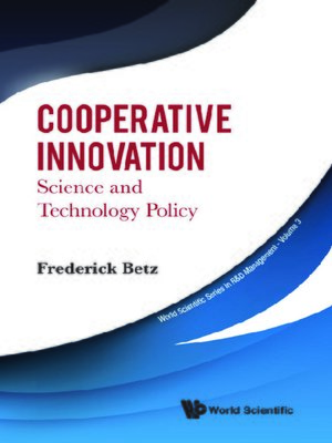 cover image of Cooperative Innovation