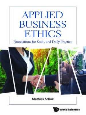 cover image of Applied Business Ethics