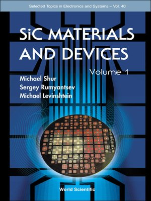 cover image of Sic Materials and Devices--Volume 1