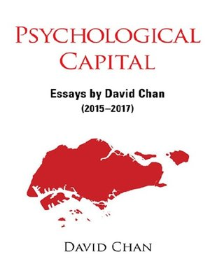 cover image of Psychological Capital