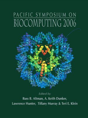 cover image of Biocomputing 2006--Proceedings of the Pacific Symposium