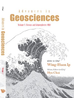 cover image of Advances In Geosciences (A 5-volume Set)--Volume 5