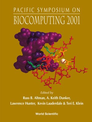 cover image of Biocomputing 2001--Proceedings of the Pacific Symposium