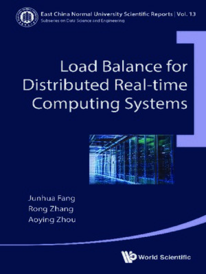 cover image of Load Balance For Distributed Real-time Computing Systems