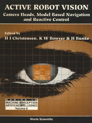 cover image of Active Robot Vision