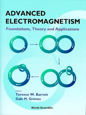 cover image of Advanced Electromagnetism