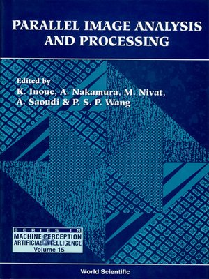 cover image of Parallel Image Analysis and Processing