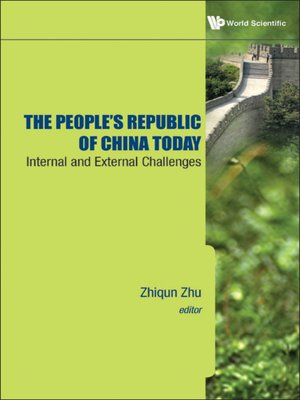 cover image of The People's Republic of China Today