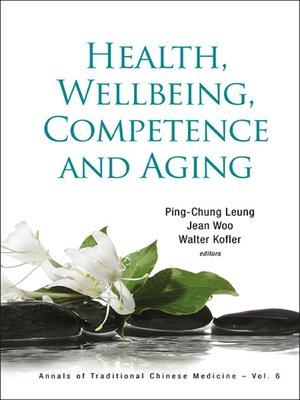cover image of Health, Wellbeing, Competence and Aging