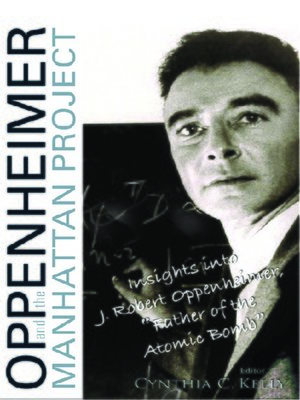 cover image of Oppenheimer and the Manhattan Project