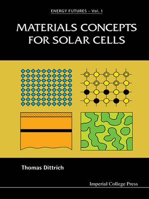 cover image of Materials Concepts For Solar Cells