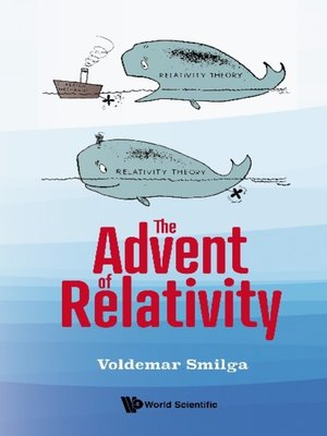 cover image of The Advent of Relativity