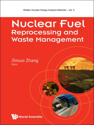 cover image of Nuclear Fuel Reprocessing and Waste Management