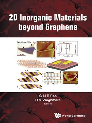 cover image of 2d Inorganic Materials Beyond Graphene