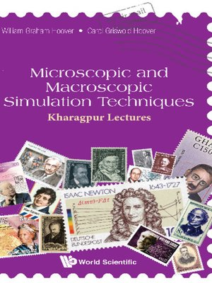 cover image of Microscopic and Macroscopic Simulation Techniques