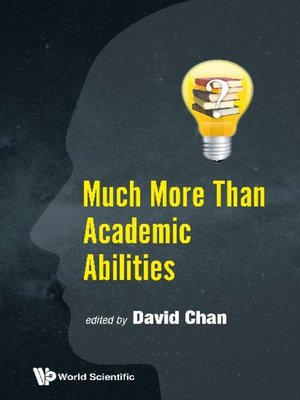 cover image of Much More Than Academic Abilities