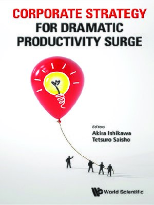 cover image of Corporate Strategy For Dramatic Productivity Surge