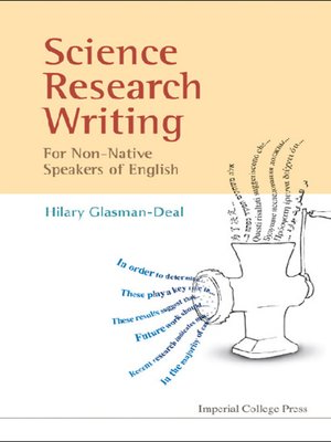 cover image of Science Research Writing For Non-native Speakers of English