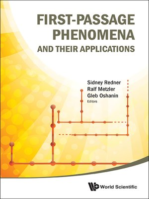 cover image of First-Passage Phenomena and Their Applications