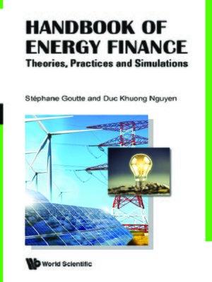 cover image of Handbook of Energy Finance