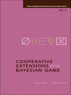 cover image of Cooperative Extensions of the Bayesian Game
