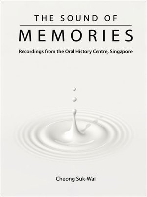 cover image of The Sound of Memories