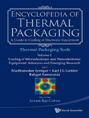 cover image of Encyclopedia of Thermal Packaging, Set 2