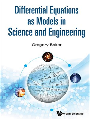 cover image of Differential Equations As Models In Science and Engineering