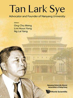 cover image of Tan Lark Sye