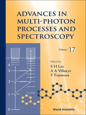 cover image of Advances In Multi-photon Processes and Spectroscopy, Vol 17