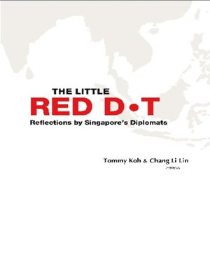 cover image of The Little Red Dot