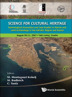 cover image of Science For Cultural Heritage