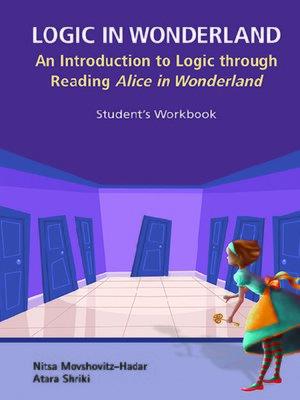 cover image of Logic In Wonderland