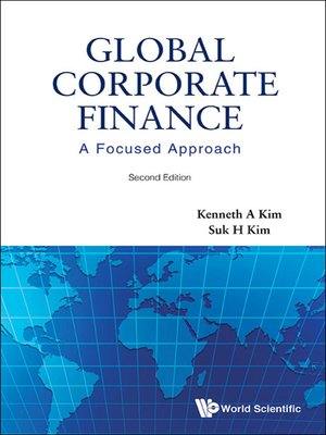cover image of Global Corporate Finance