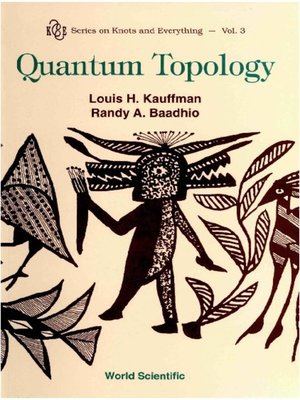 cover image of Quantum Topology
