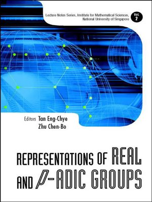 cover image of Representations of Real and P-adic Groups