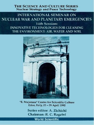 cover image of Innovative Technologies For Cleaning the Environment