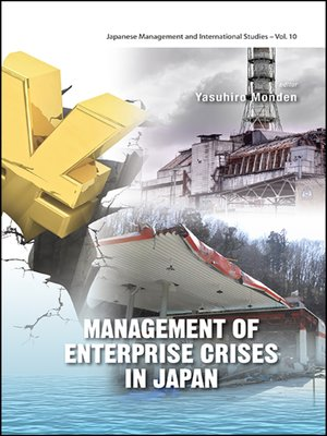 cover image of Management of Enterprise Crises In Japan