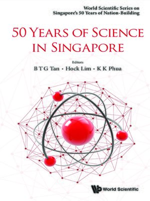 cover image of 50 Years of Science In Singapore