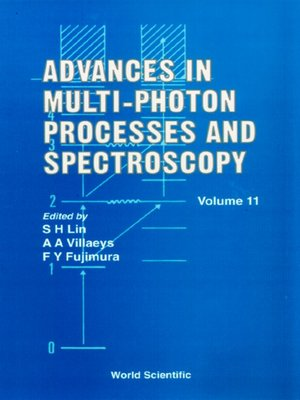 cover image of Advances In Multi-photon Processes and Spectroscopy, Vol 11