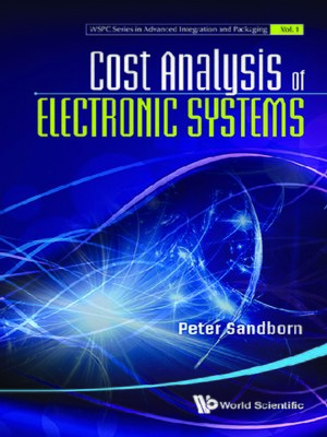 cover image of Cost Analysis of Electronic Systems
