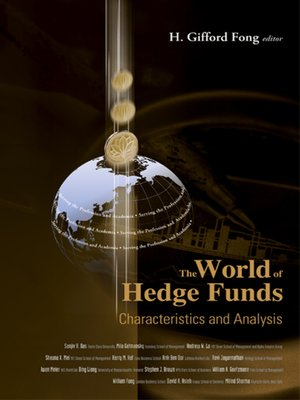 cover image of The World of Hedge Funds