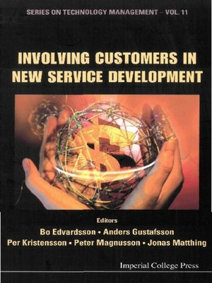 cover image of Involving Customers In New Service Development