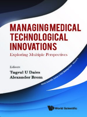 cover image of Managing Medical Technological Innovations