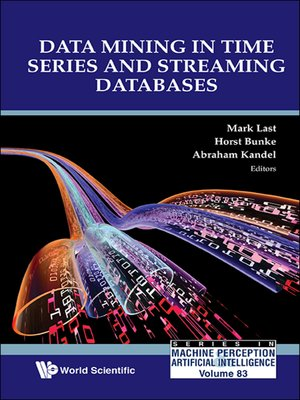 cover image of Data Mining In Time Series and Streaming Databases