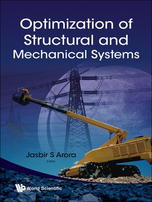 cover image of Optimization of Structural and Mechanical Systems