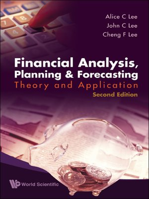 cover image of Financial Analysis, Planning and Forecasting