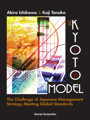 cover image of The Kyoto Model
