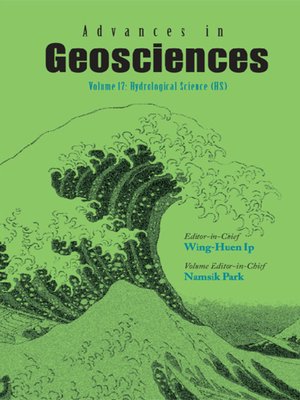 cover image of Advances In Geosciences (A 6-volume Set)--Volume 17